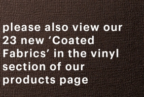 coated fabric note